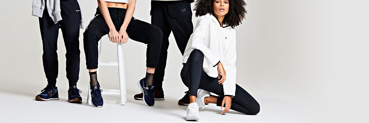 new balance 452 femme blanche et noir