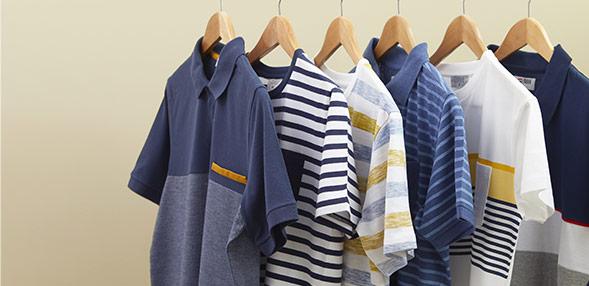 T-shirts & Polo shirts